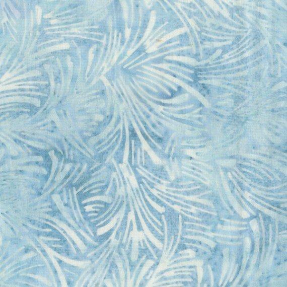 Batik: Grass Glacier