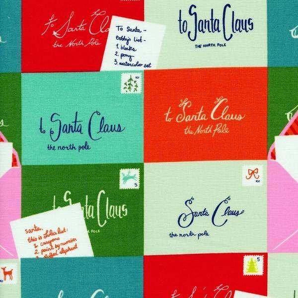 Tinsel: Notes to Santa