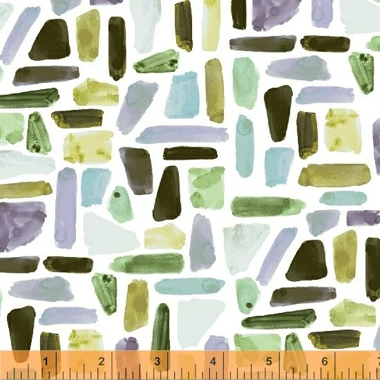 Field Day Sea Glass on White