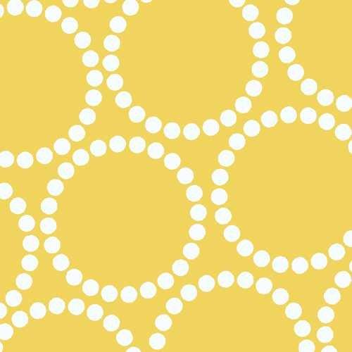 AM-4116-Y Pearl Bracelet Yellow
