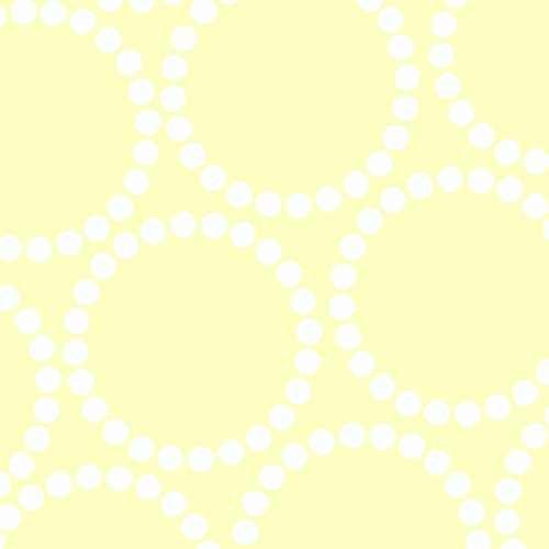 AM-4116-Y1 Pearl Bracelet Lt Yellow