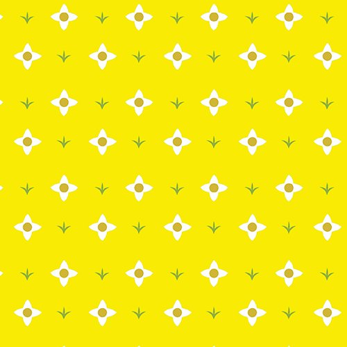 The Lovely Hunt - Flowers in Yellow