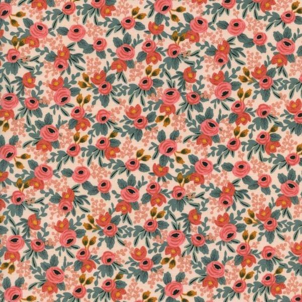 Les Fleurs: Rosa in Peach