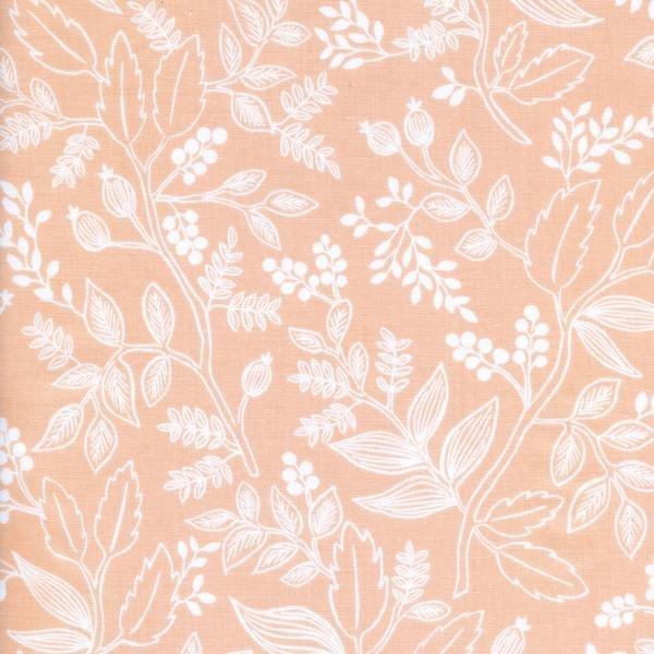 Les Fleurs: Queen Anne in Peach