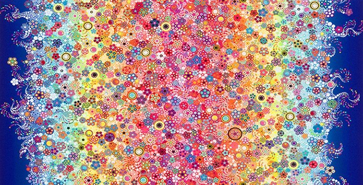 Effervescence Digital Rainbow