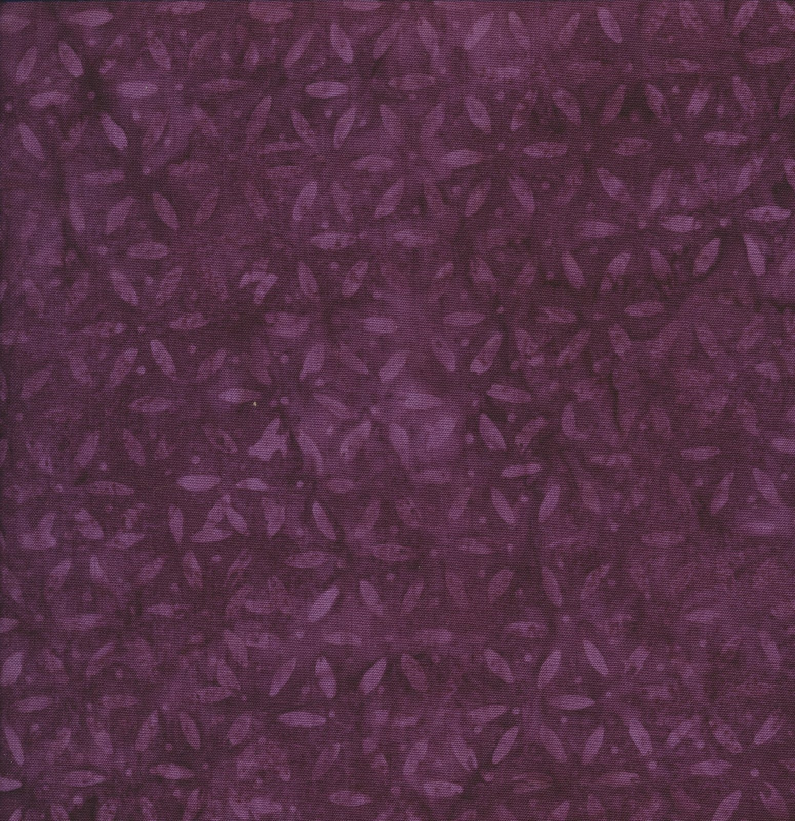 Batiks: 229Q Purple