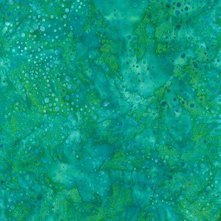 Elementals Batiks 14323-51 Jade