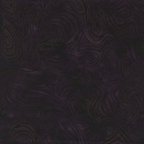 Batik: Marble Blackberry