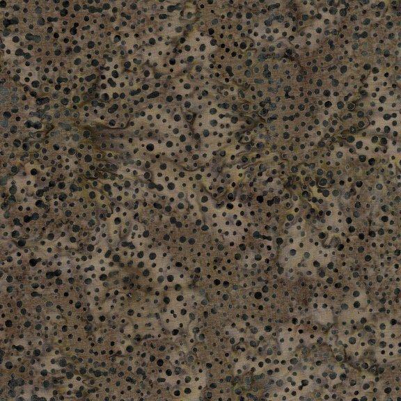 Batik: Bubbles Nutmeg