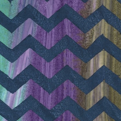 Kaffe Fassett Batik: Lightening in Navy