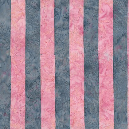 Big Stripe in Pink