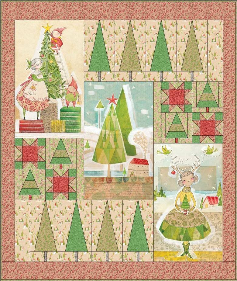 Joy & Wonder::: Free Pattern Online