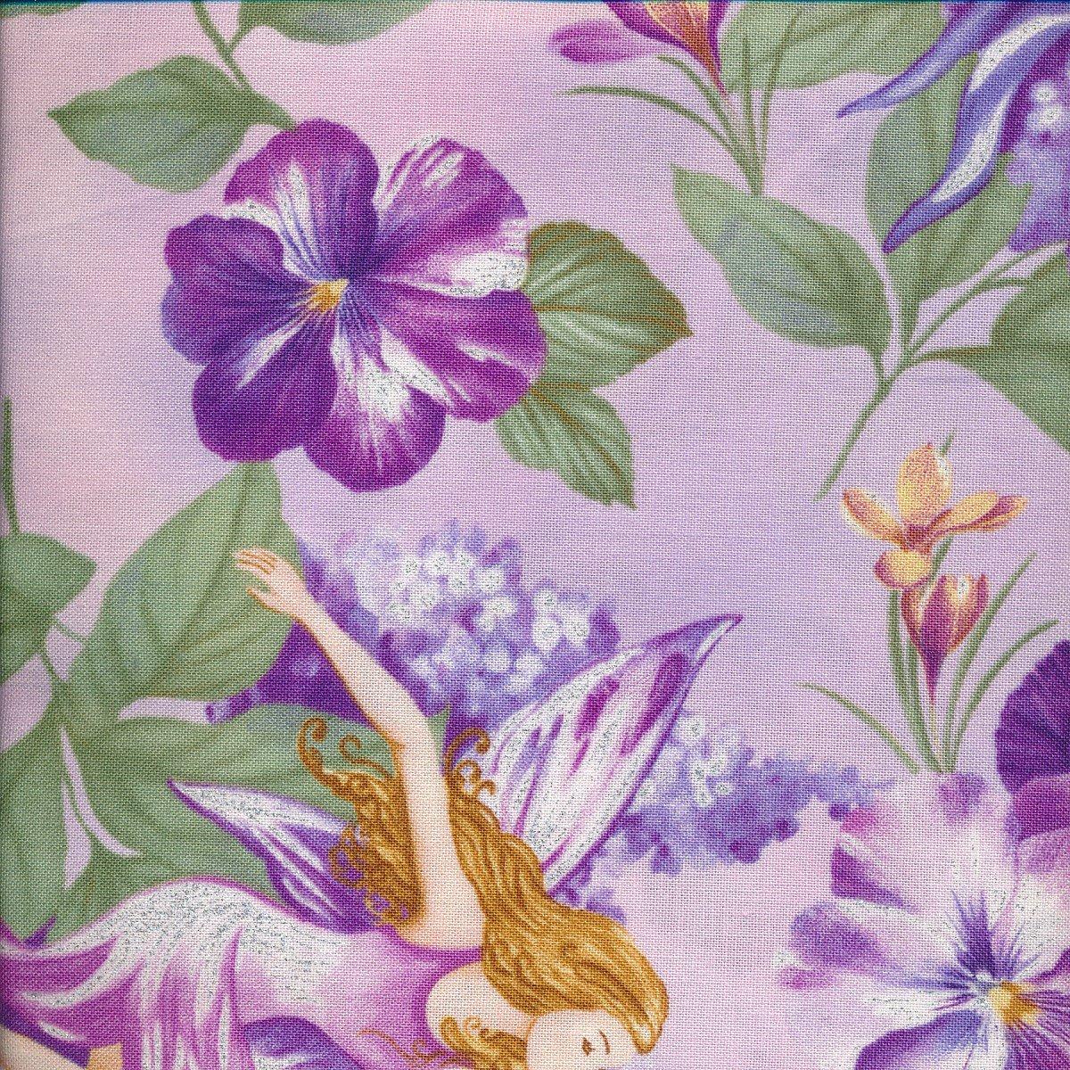 Flower Fairies on Lavender