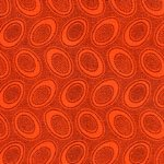 GP71 Aboriginal Dot Orange