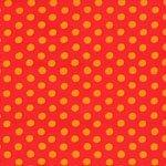 GP70 Kaffe Fassett Spot Red