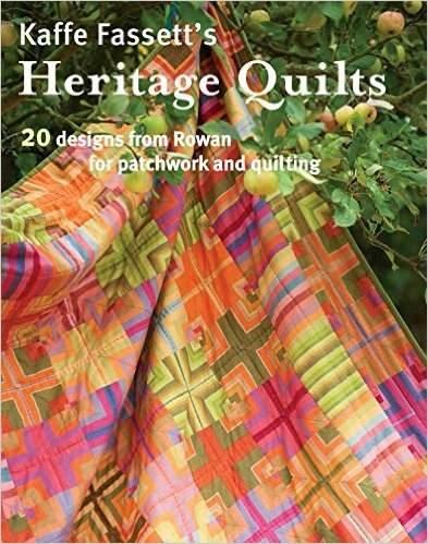 Kaffe Fassett: Heritage Quilts