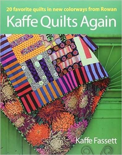 Kaffe Fassett: Kaffe Quilts Again