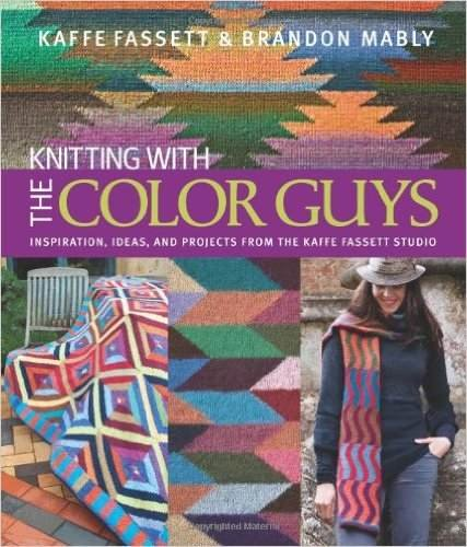 Kaffe Fassett, Brandon Mably: Knitting With The Color Guys