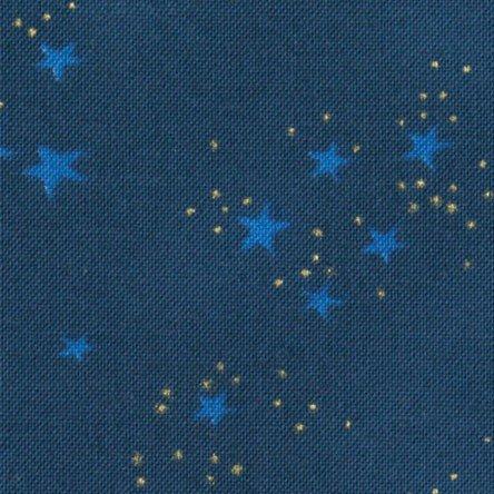Burch Basics: Star Dark Blue