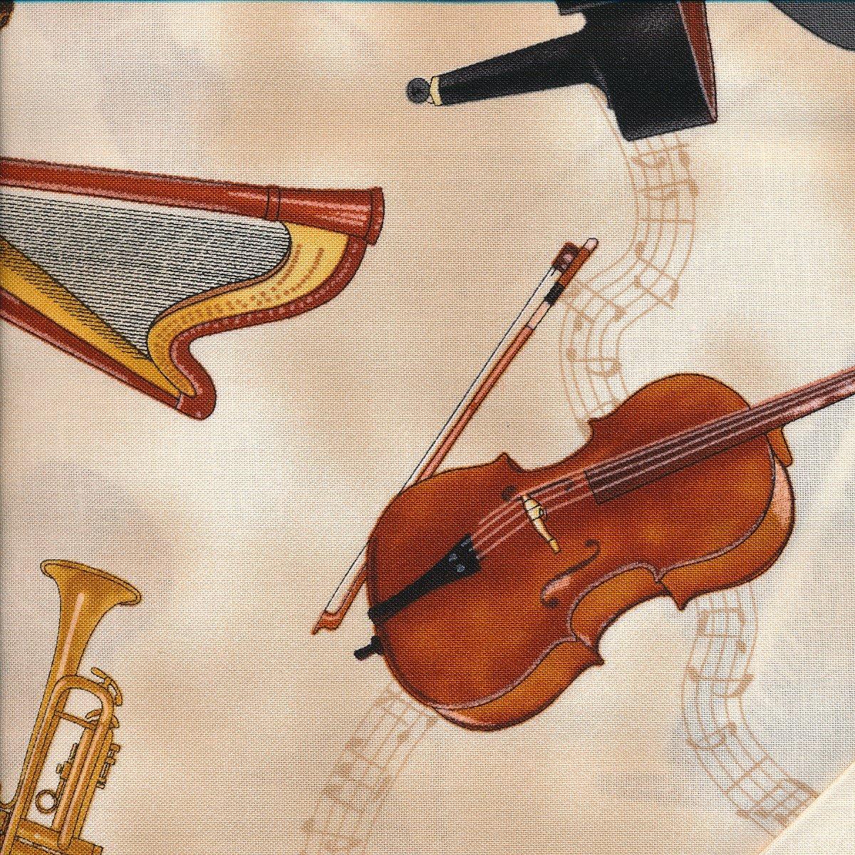 Instruments on Cream
