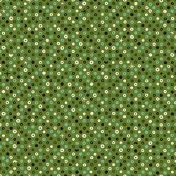 Waku Waku Christmas: Sequins in Green