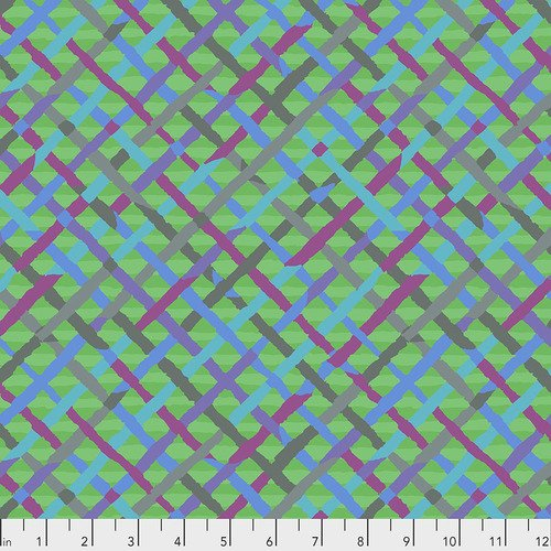 Brandon Mably Mad Plaid in Green