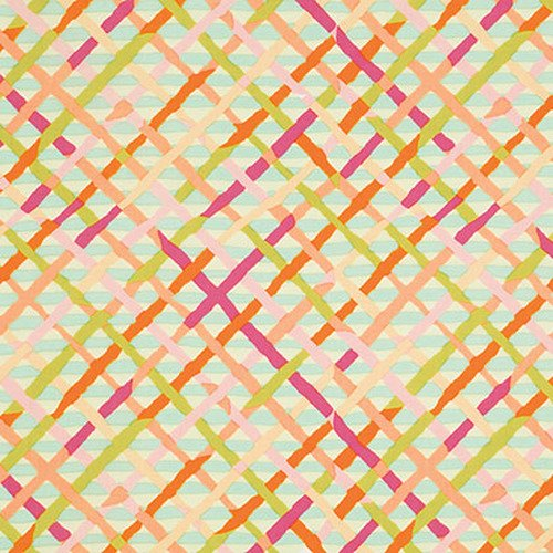 Brandon Mably Mad Plaid in Pastel