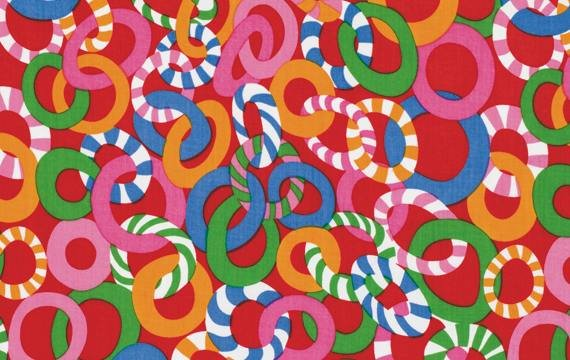 Brandon Mably Jolly in Red