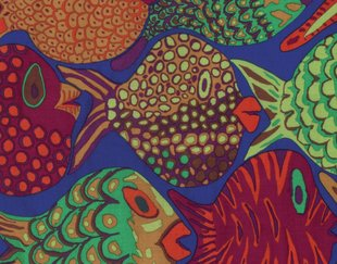 Brandon Mably: Shoal in Blue