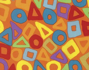 Brandon Mably: Puzzle in Orange