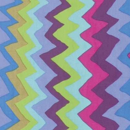 Brandon Mably: Sound Waves in Blue