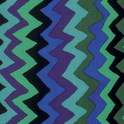 Brandon Mably: Sound Waves in Green