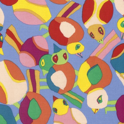 Brandon Mably: Round Robin in Blue