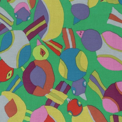 Brandon Mably: Round Robin in Green