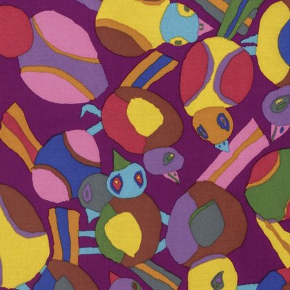 Brandon Mably: Round Robin in Purple