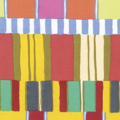 Artisan: Layered Stripe in Yellow