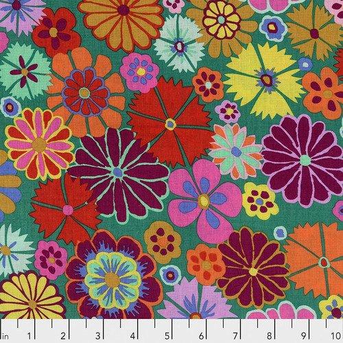 Artisan Collection: Folk Flower in Multi