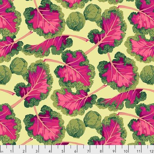 Martha Negley - Veggies: Kale in Bright