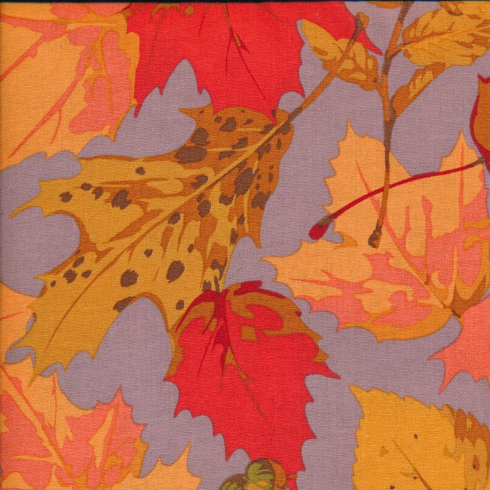 Martha Negley Seasons Collection - Autumn Red