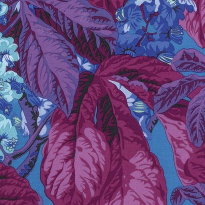 Philip Jacobs: Horse Chestnut in Blue