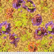 Baroque Floral Brown