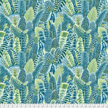 Arcadia: Farmyard Feathers Teal