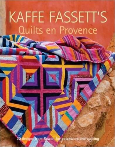 Kaffe Fassett: Quilts en Provence