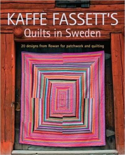 Kaffe Fassett: Quilts in Sweden