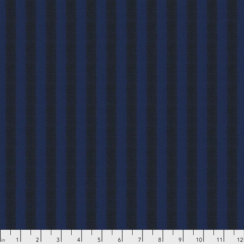 Kaffe Fassett Narrow Stripe Midnight