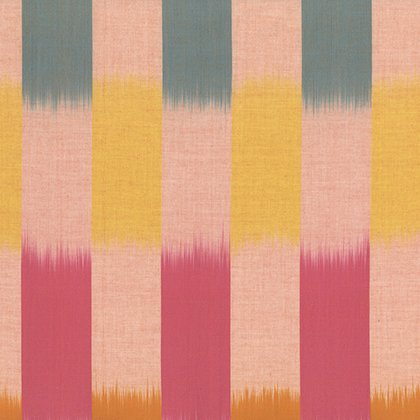 Artisan Collection - Wovens: Ikat Stripe in Sunny