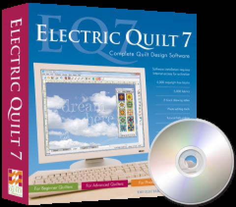 EQ7 (Electric Quilt 7)