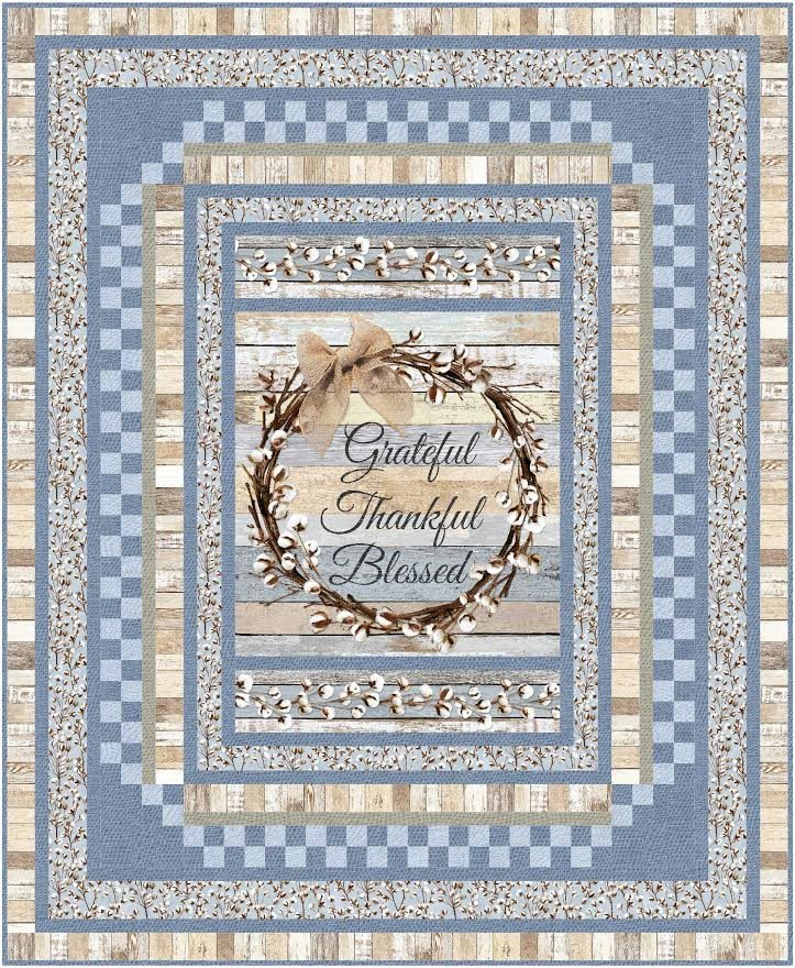 Checkered Past quilt pattern - downloadable