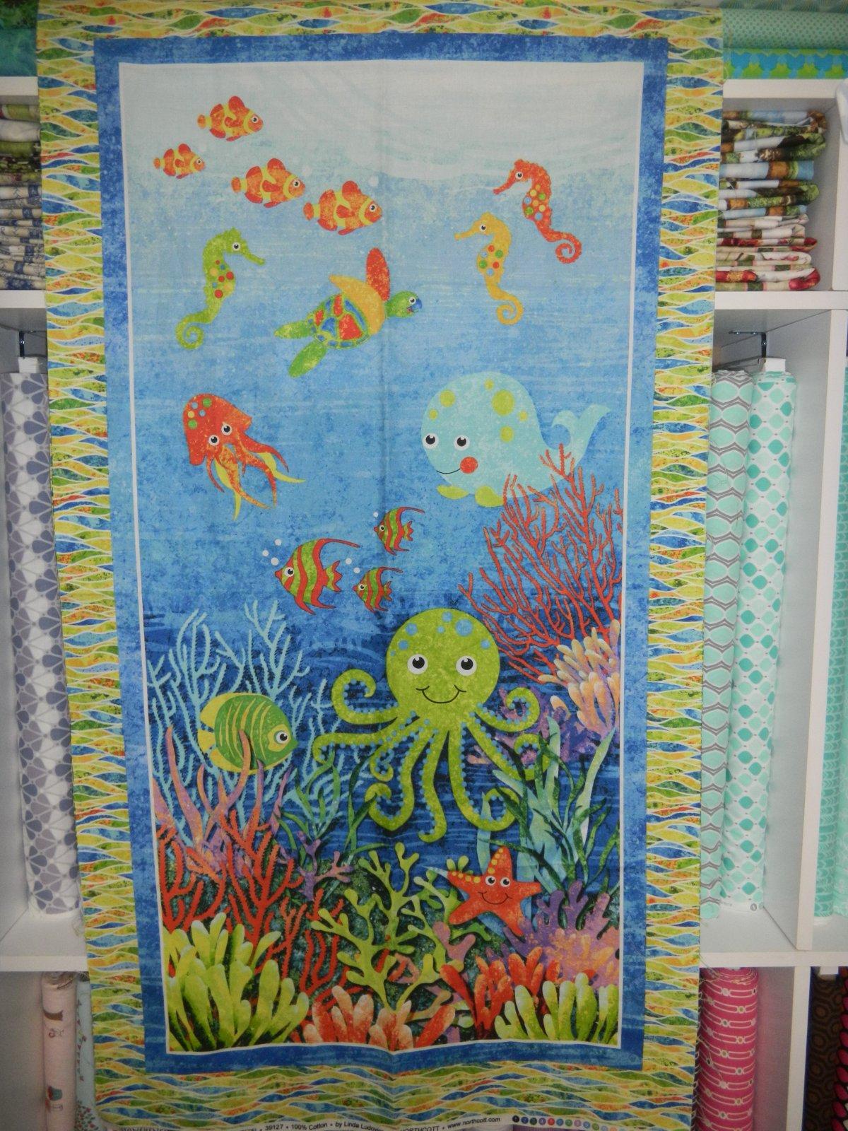 Panel#224 - Undersea Adventure  - Children