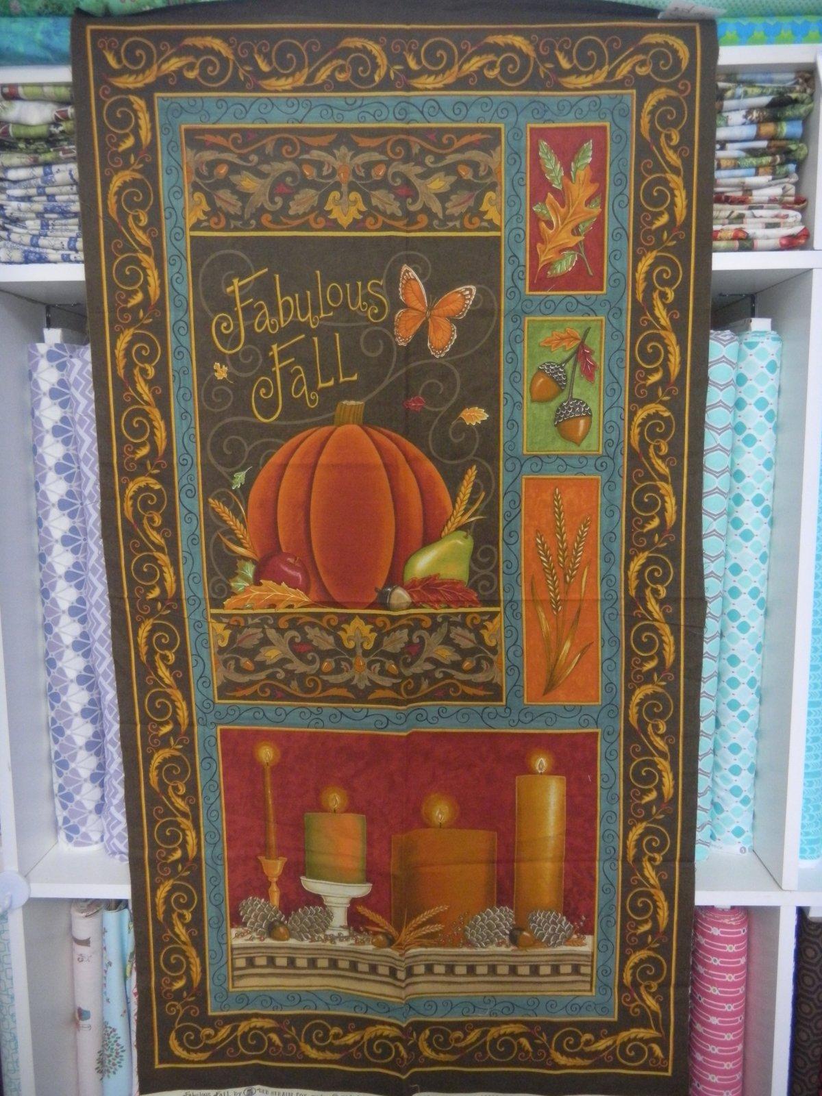 Panel#267 - Fabulous Fall - Holidays